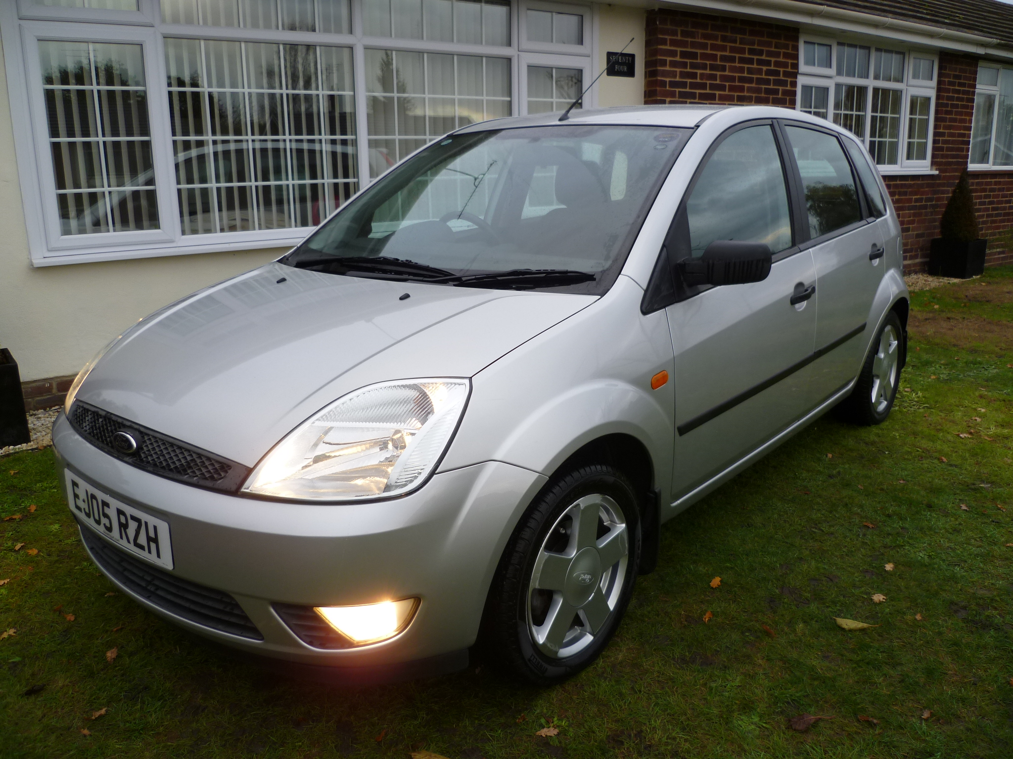 2005 Ford Fiesta Zetec Climate 002