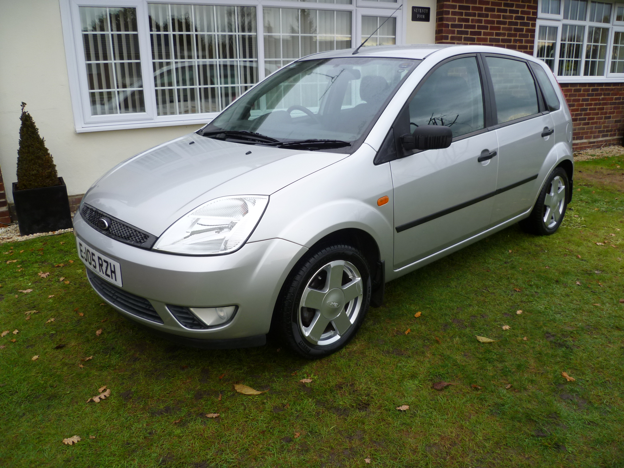 2005 Ford Fiesta Zetec Climate