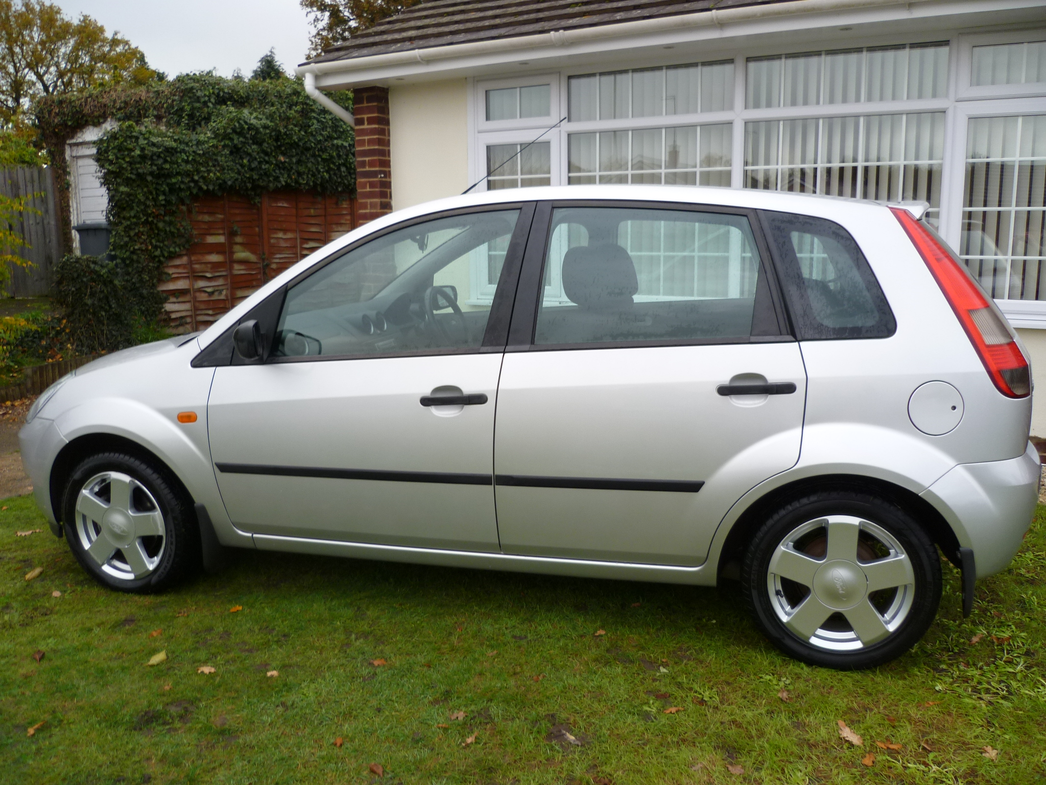 2005 Ford Fiesta Zetec Climate 005