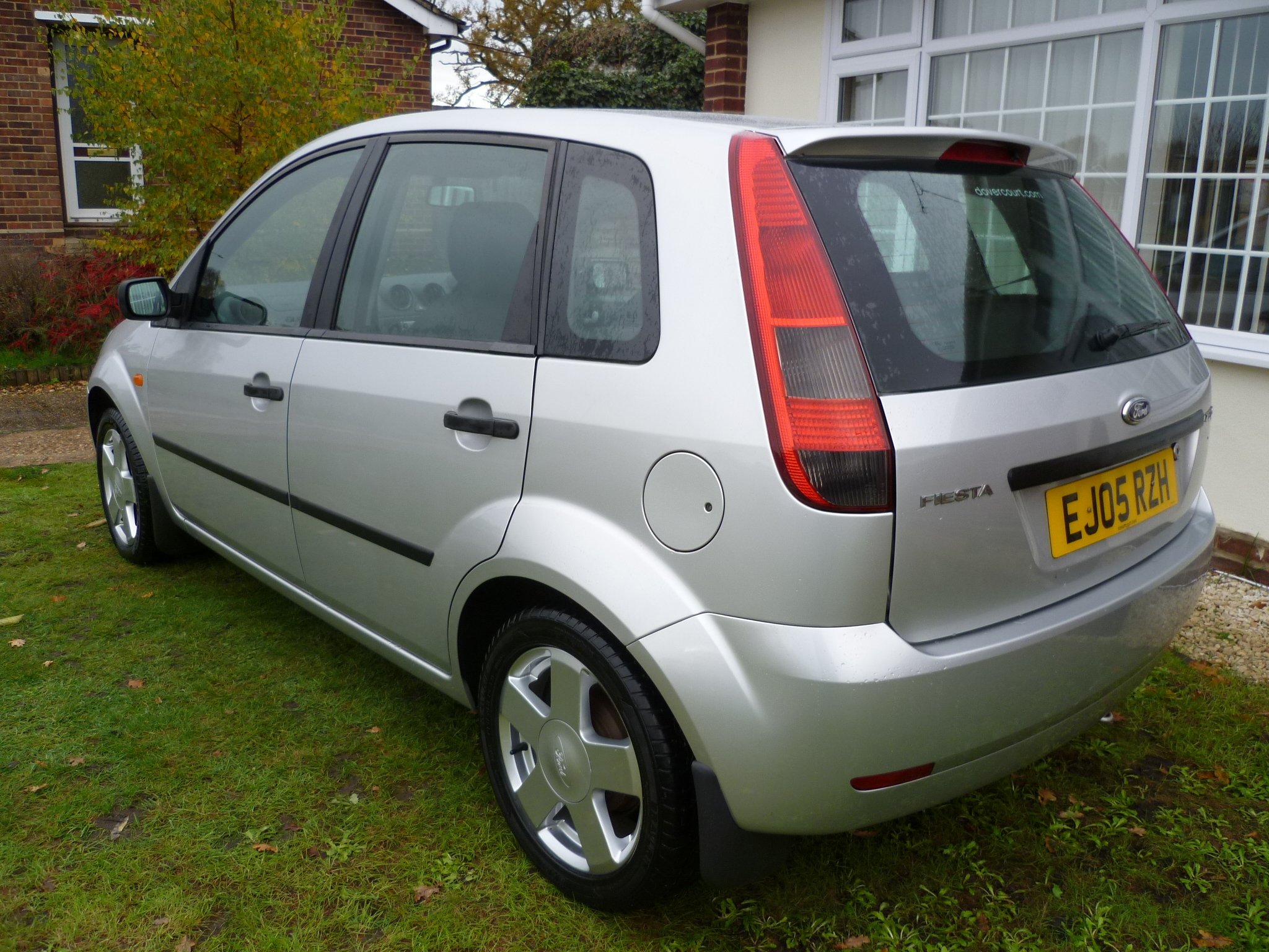2005 Ford Fiesta Zetec Climate 007