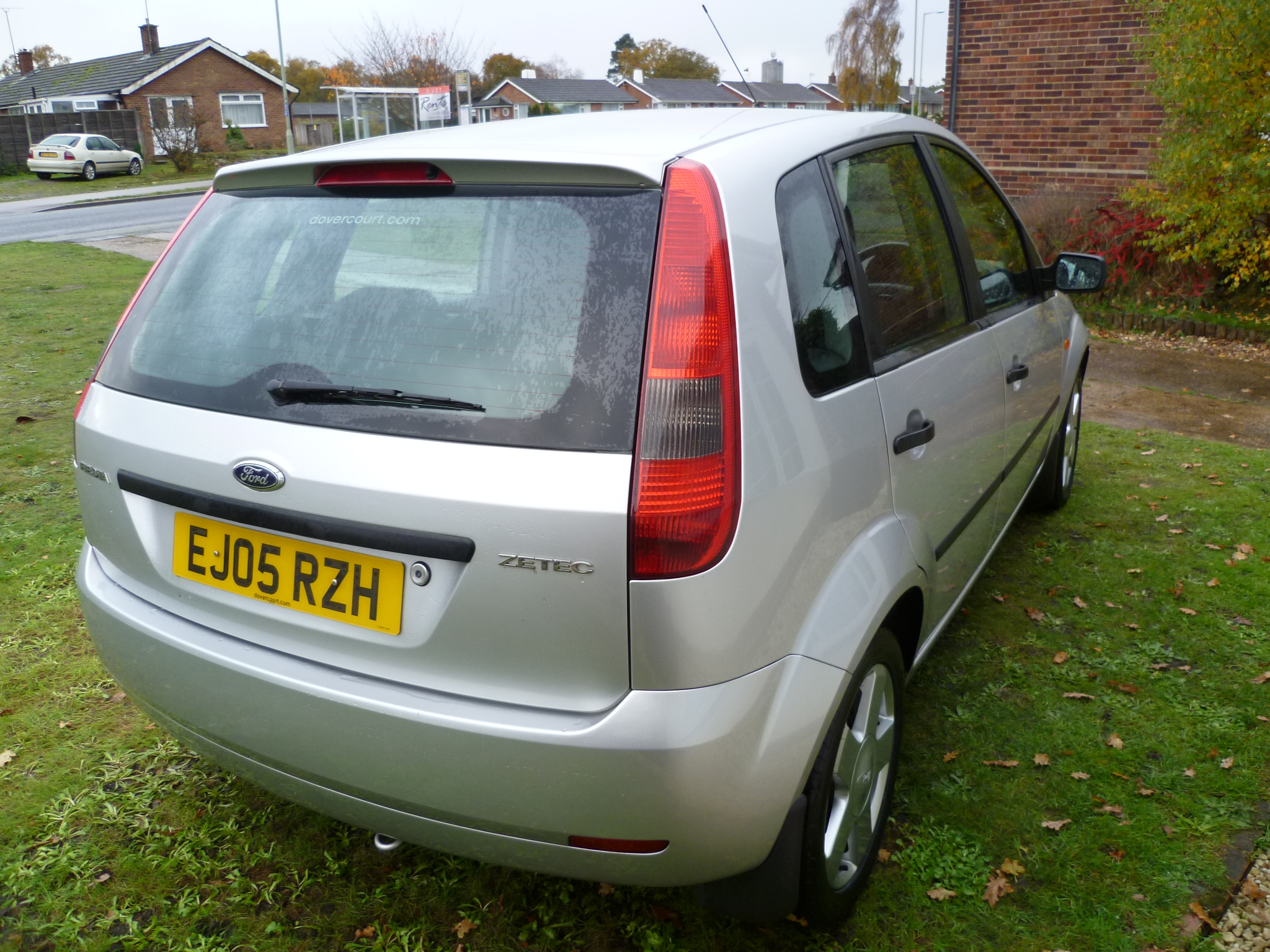 2005 Ford Fiesta Zetec Climate 008