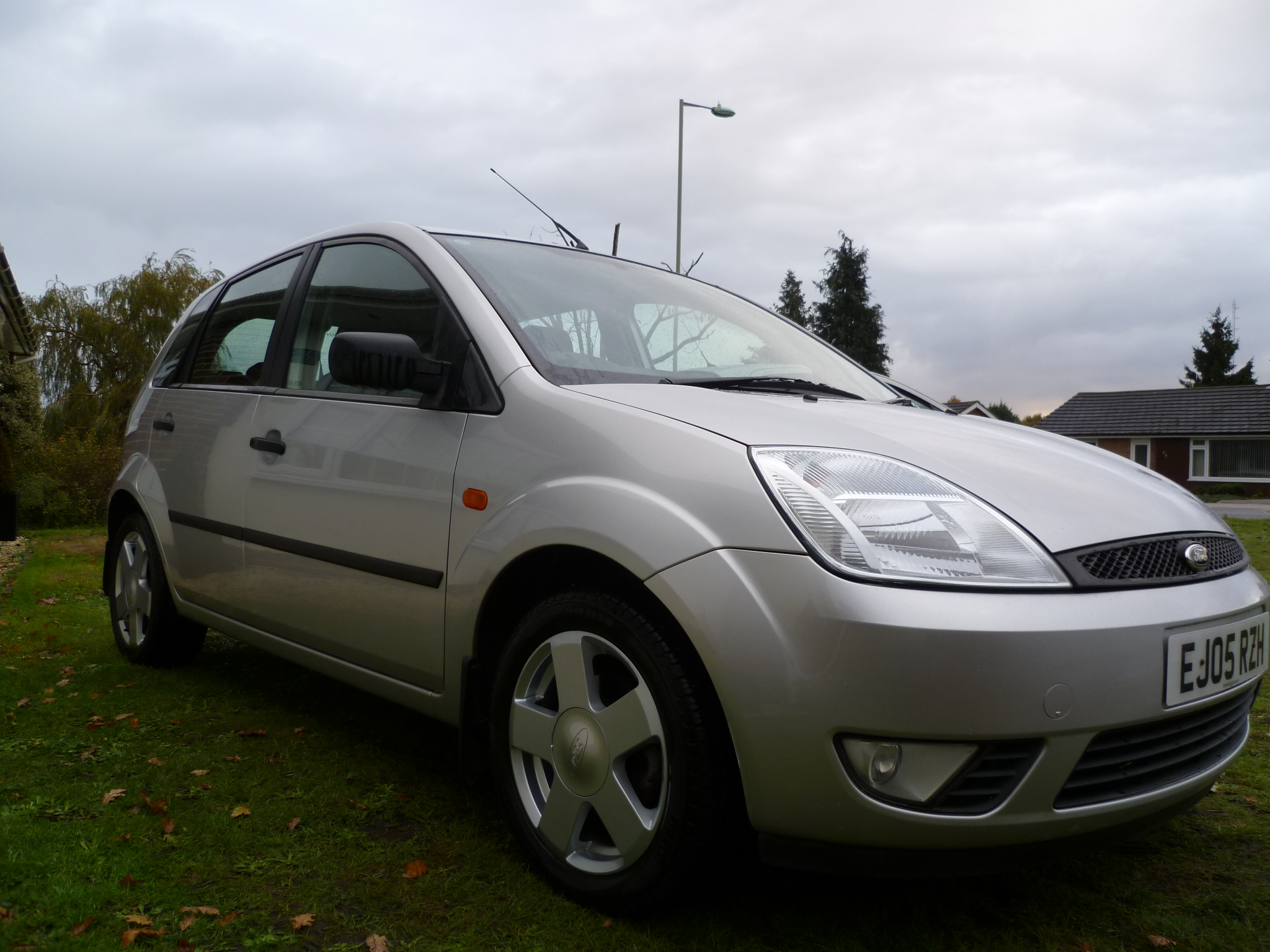 2005 Ford Fiesta Zetec Climate 009