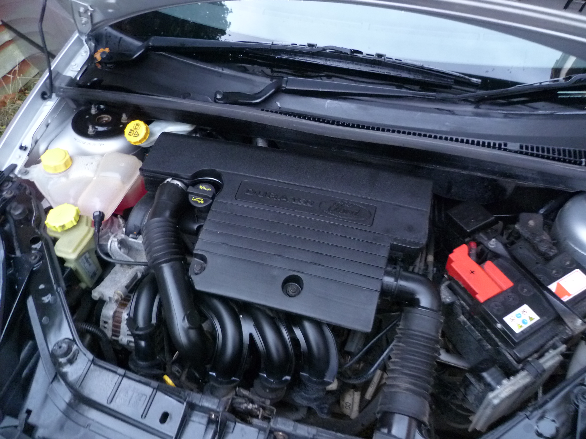 2005 Ford Fiesta Zetec Climate 012