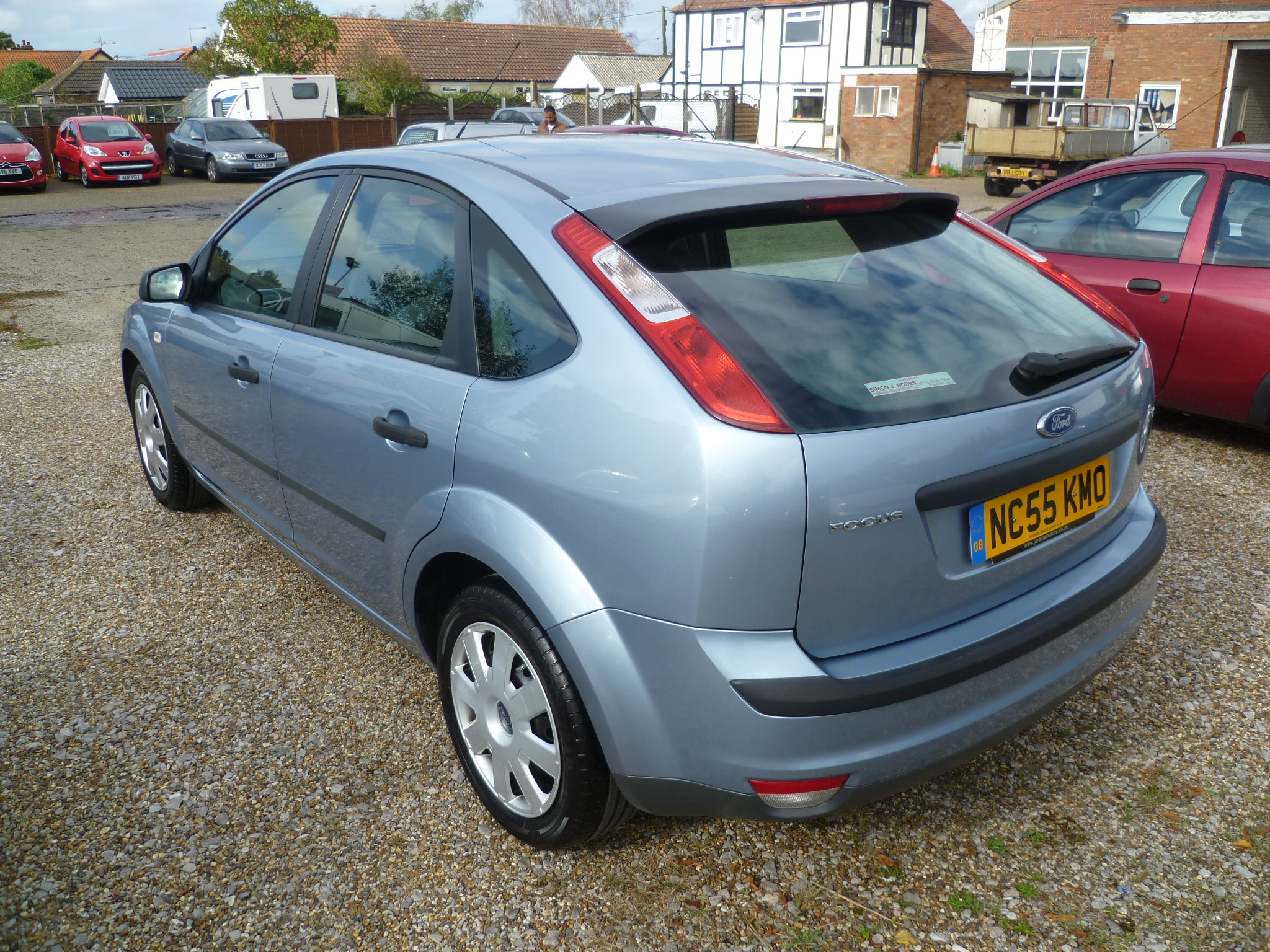 Ford Focus 1.6 LX Automatic 001