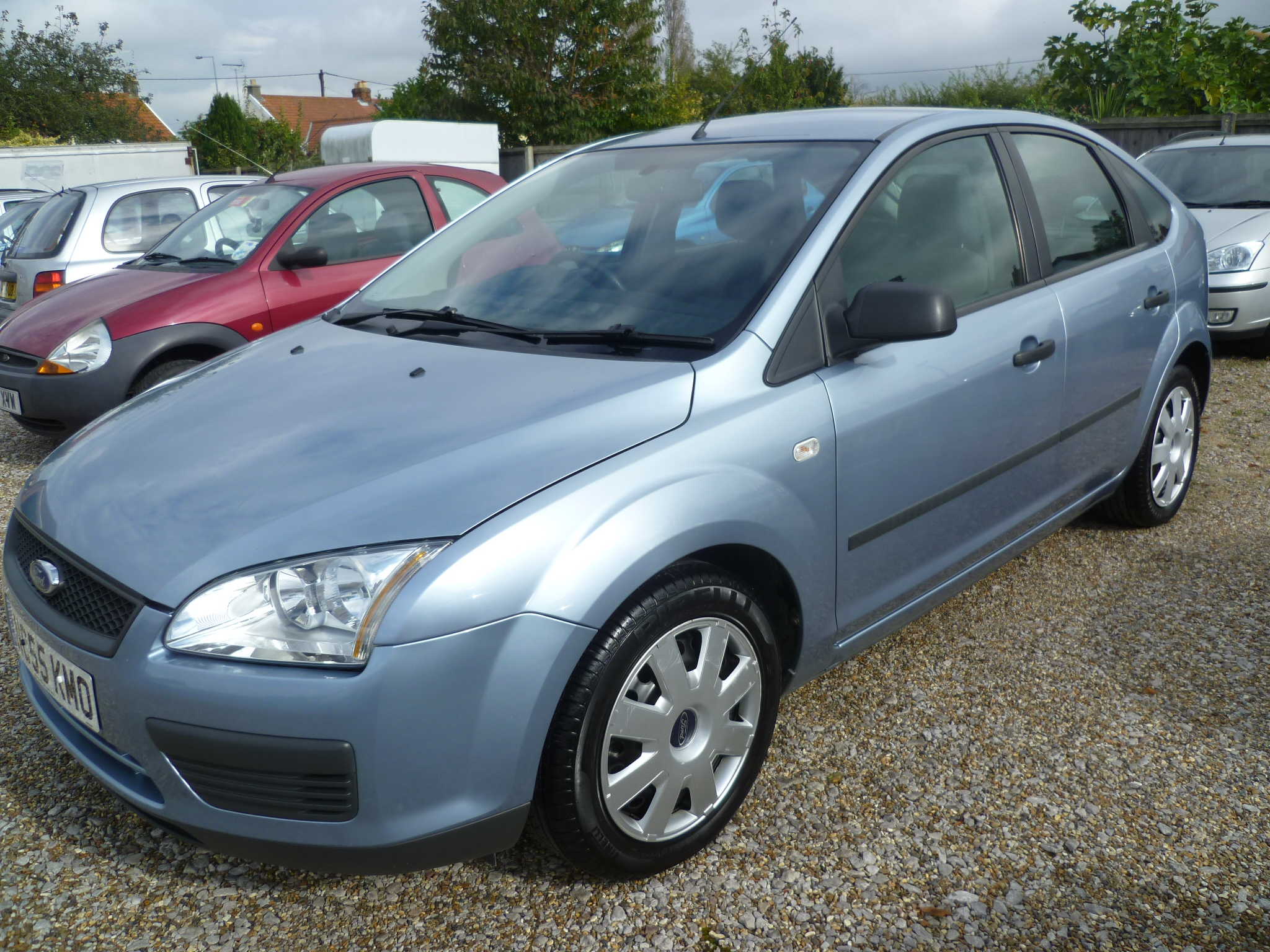 Ford Focus 1.6 LX Automatic 002