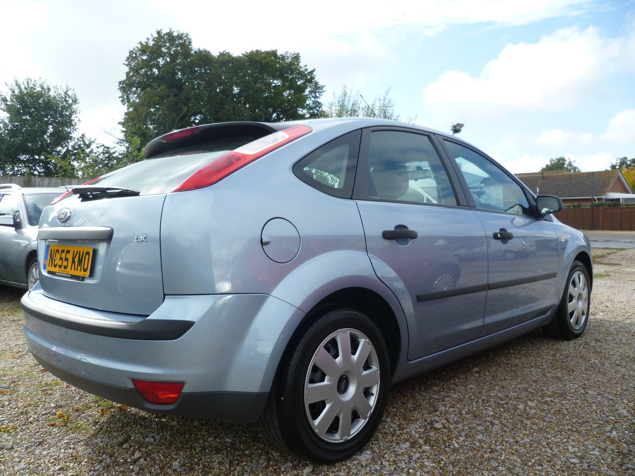 Ford Focus 1.6 LX Automatic 007