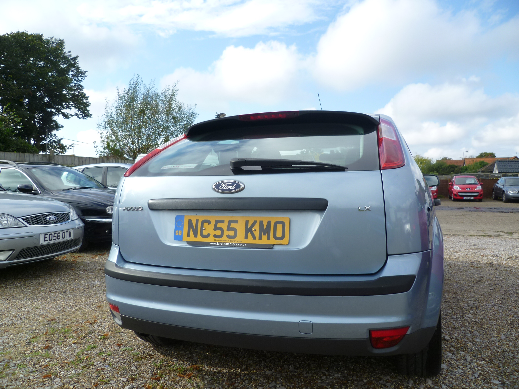 Ford Focus 1.6 LX Automatic 008