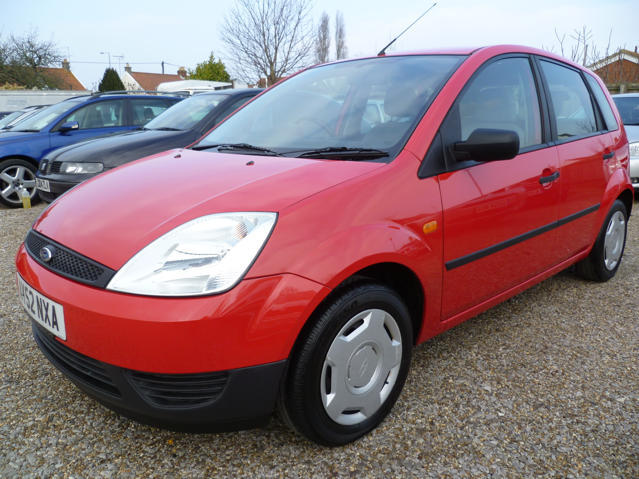 FORD FIESTA 1.3 FINESSE 5DR 008