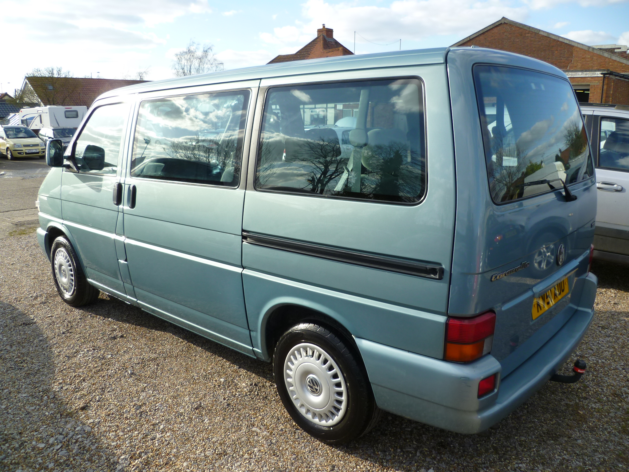 VW Caravelle 2.5TDI Automatic 005
