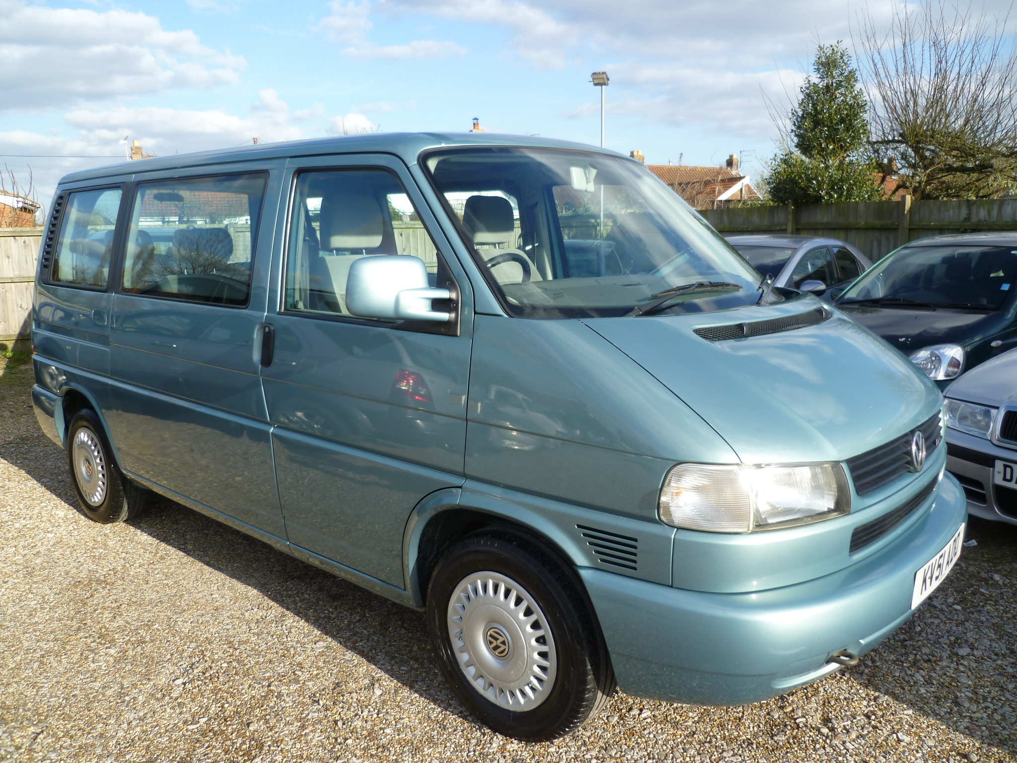 VW Caravelle 2.5TDI Automatic 020
