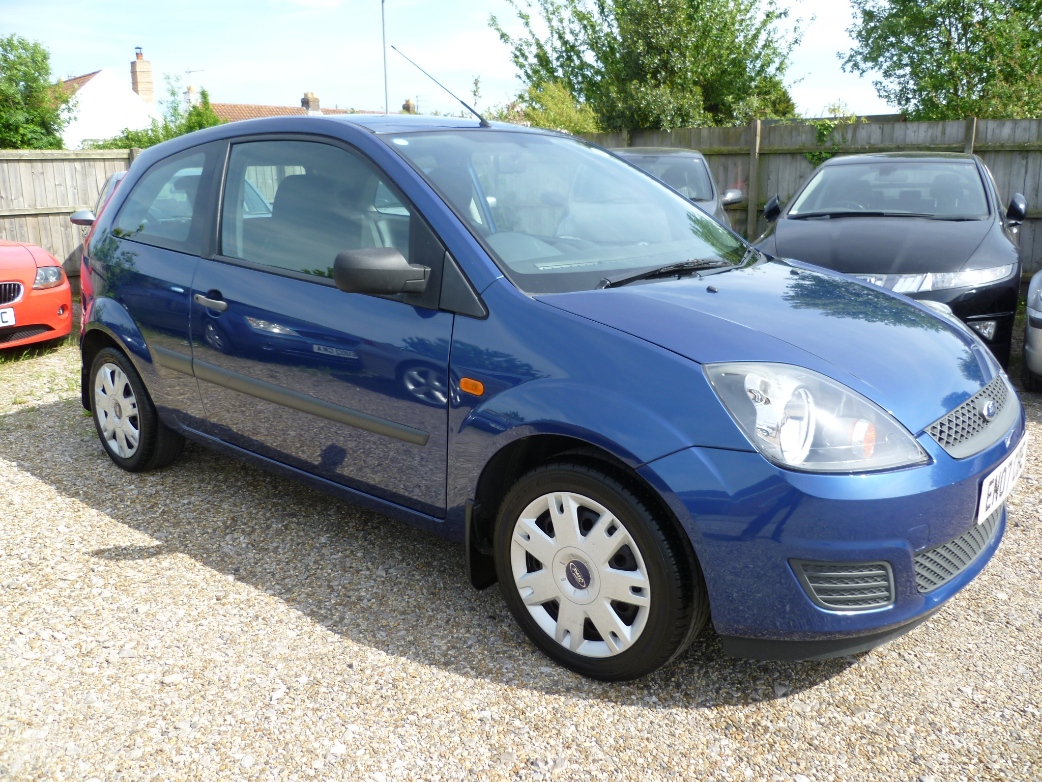 2007 Ford Fiesta 1.25 Style