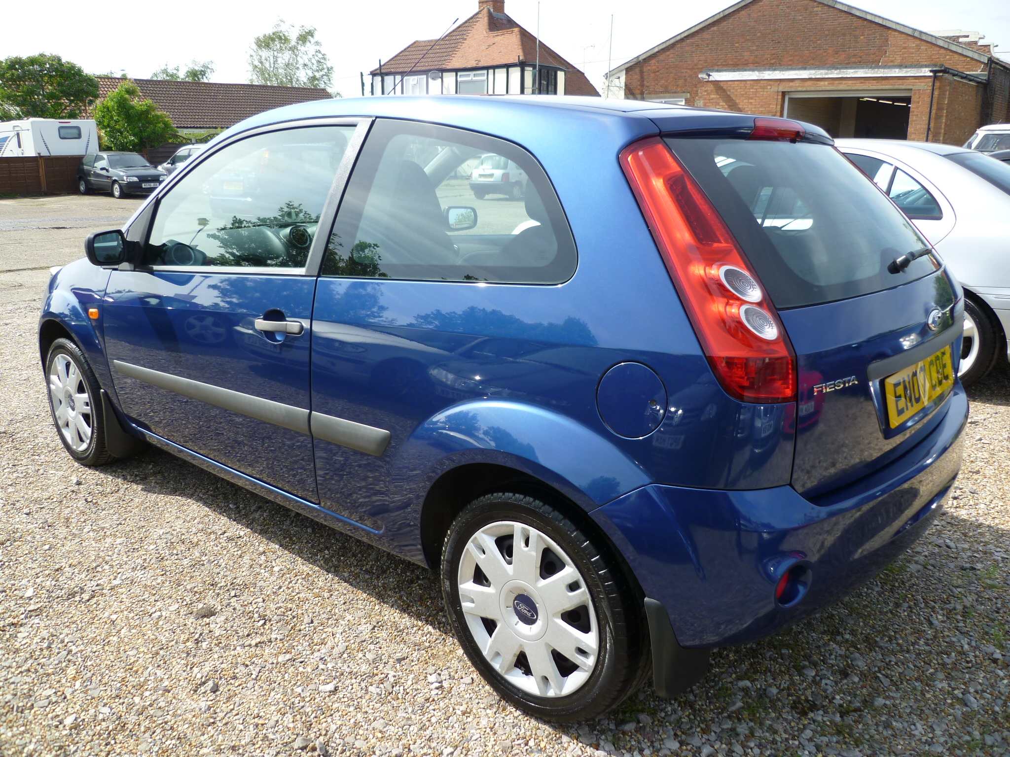 Ford Fiesta 1.25 Style 3Dr 006
