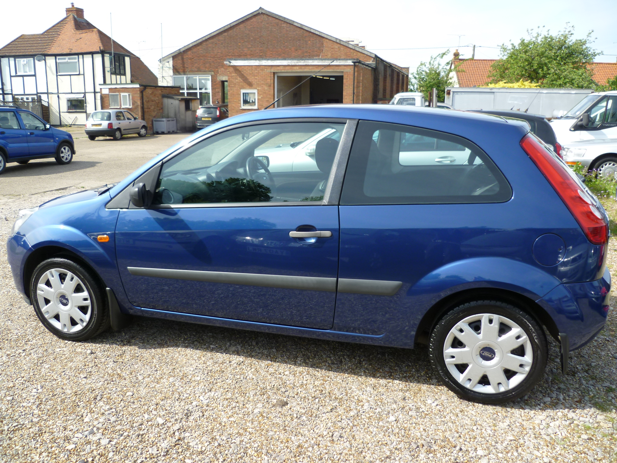 Ford Fiesta 1.25 Style 3Dr 007