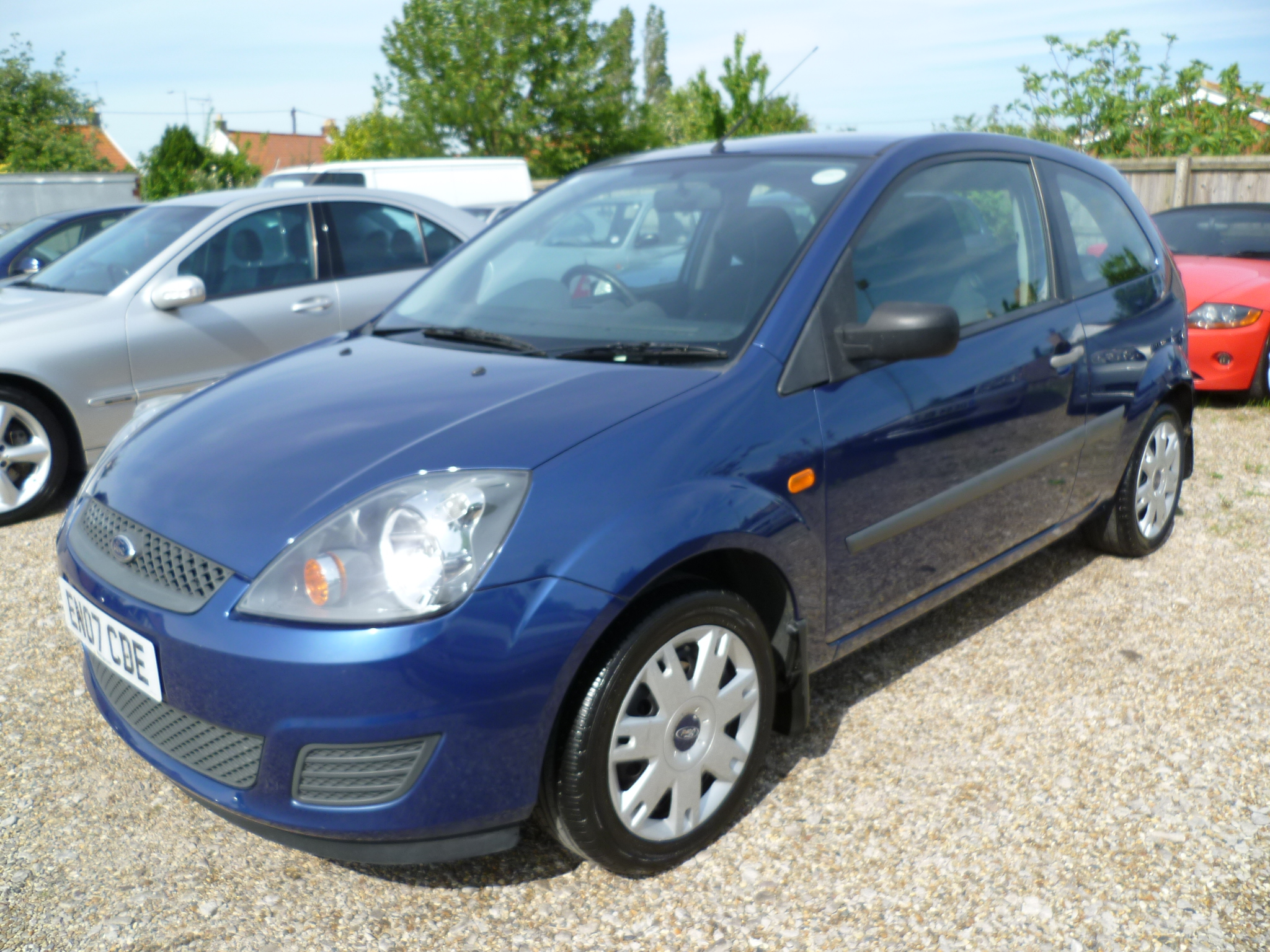 Ford Fiesta 1.25 Style 3Dr 008