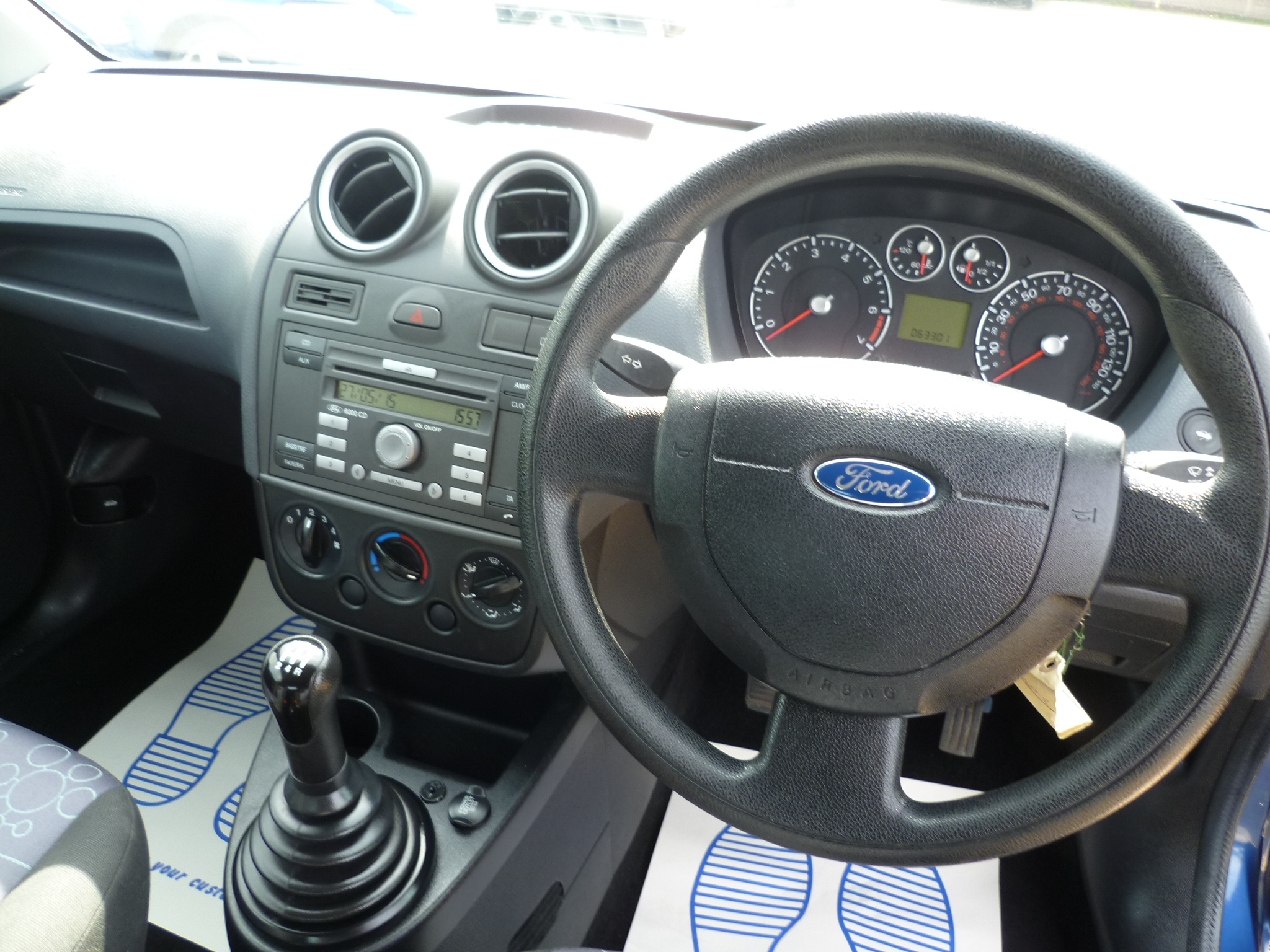 Ford Fiesta 1.25 Style 3Dr 012