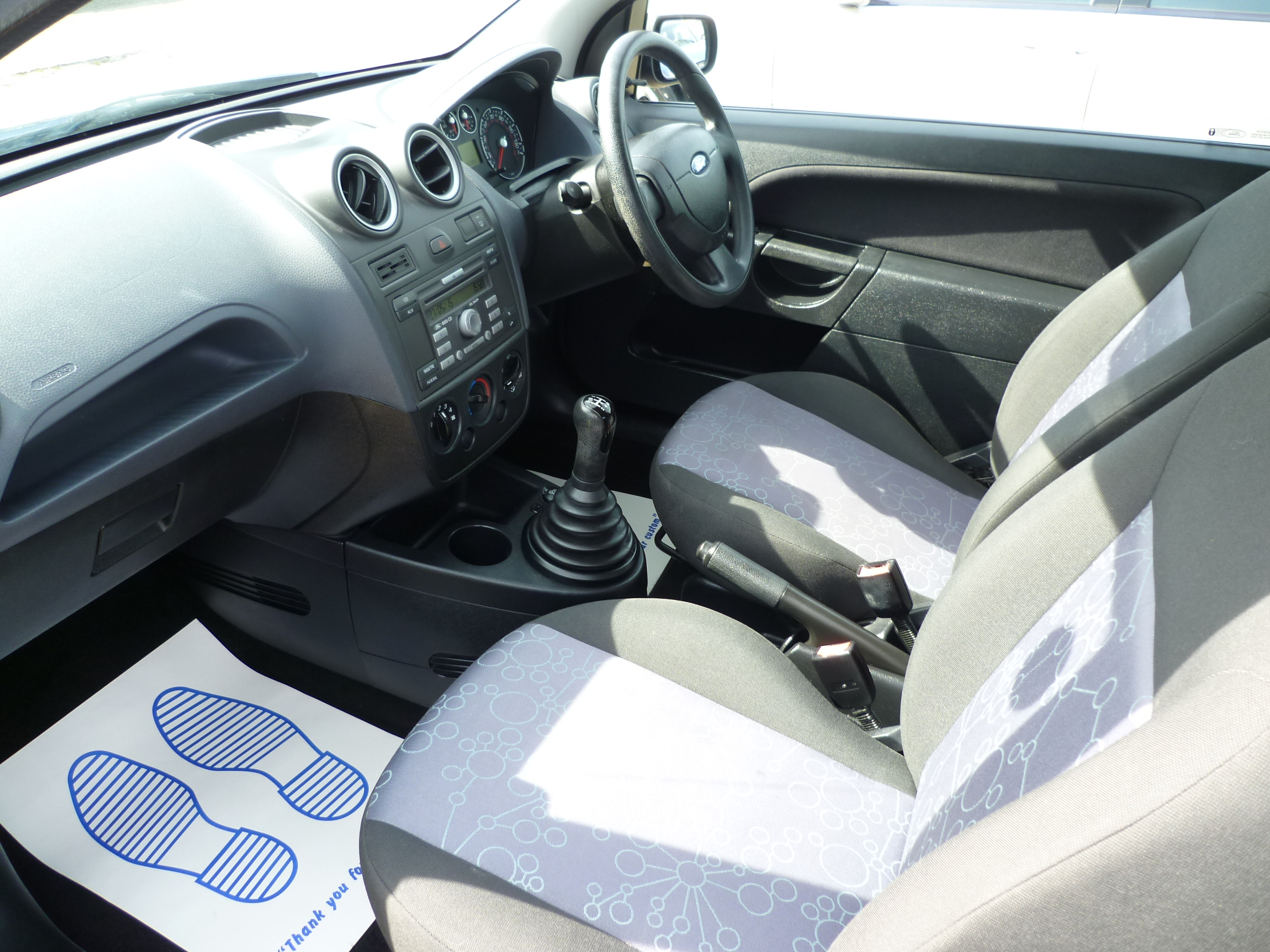 Ford Fiesta 1.25 Style 3Dr 015