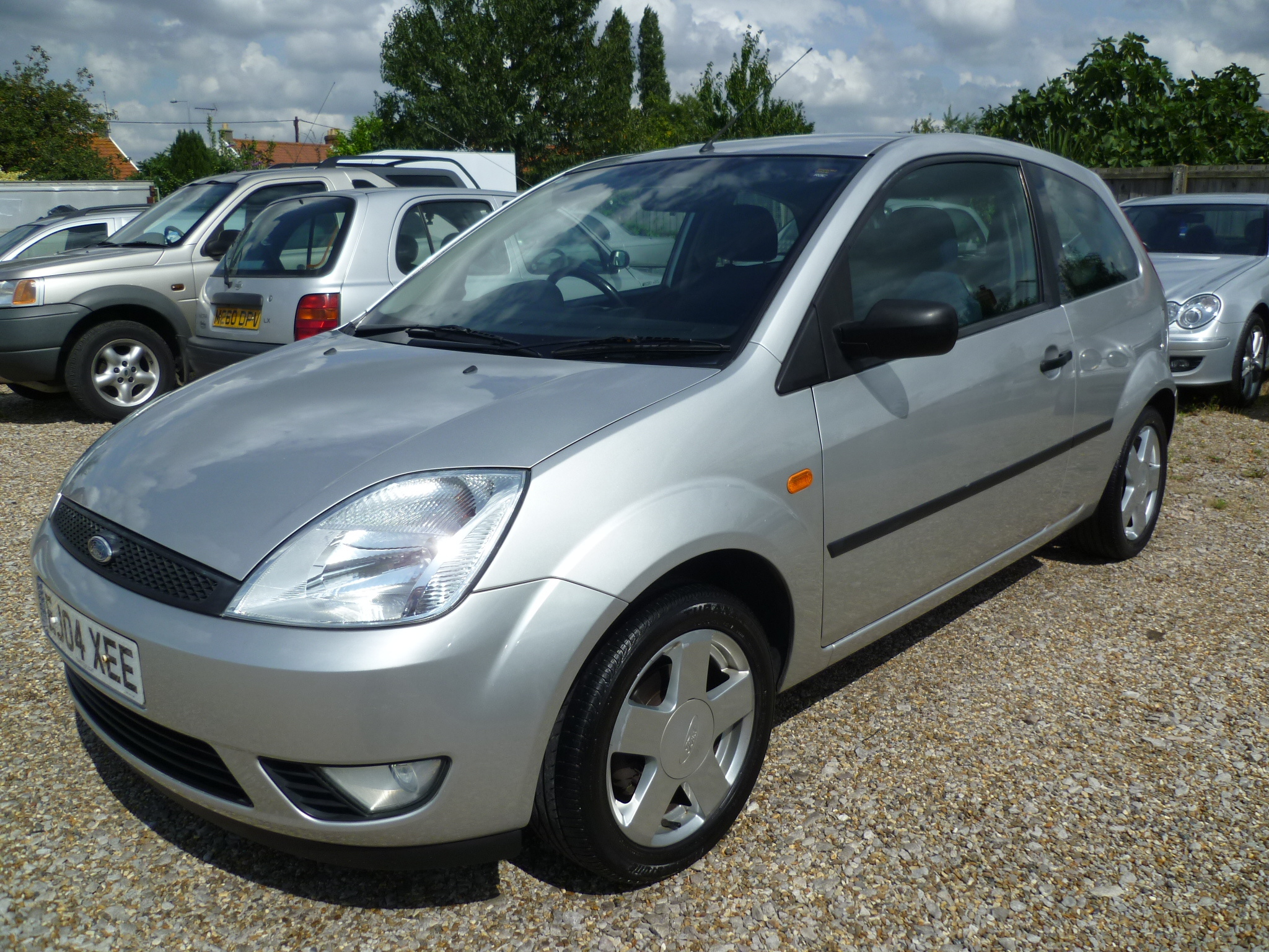 Ford Fiesta 1.4 3Dr Flame edition 003