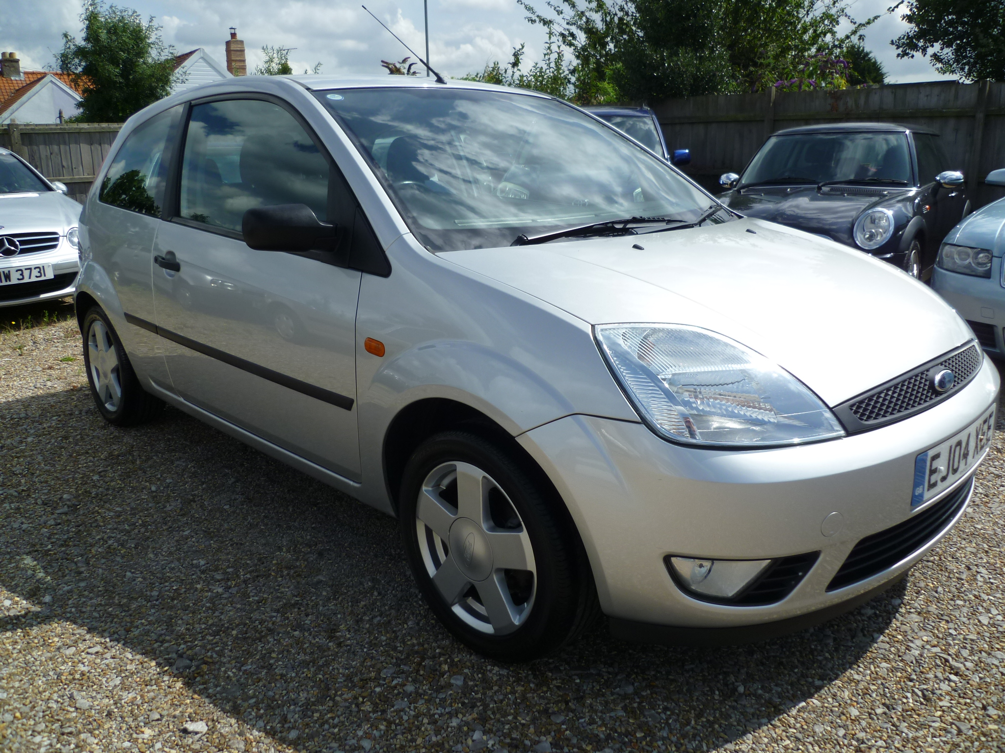 Ford Fiesta 1.4 3Dr Flame edition 005