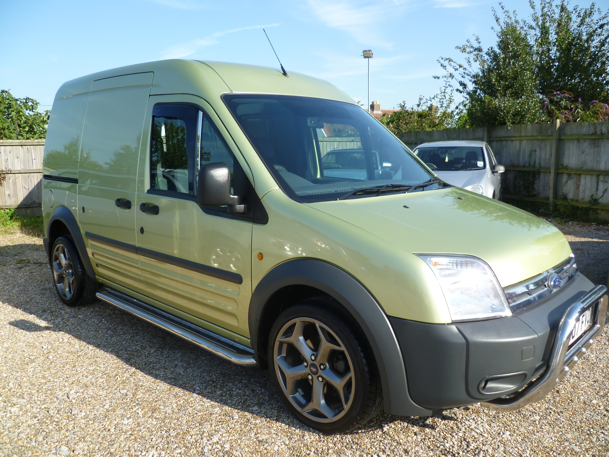 Ford Transit Connect 1.8TDCI Crew van 001