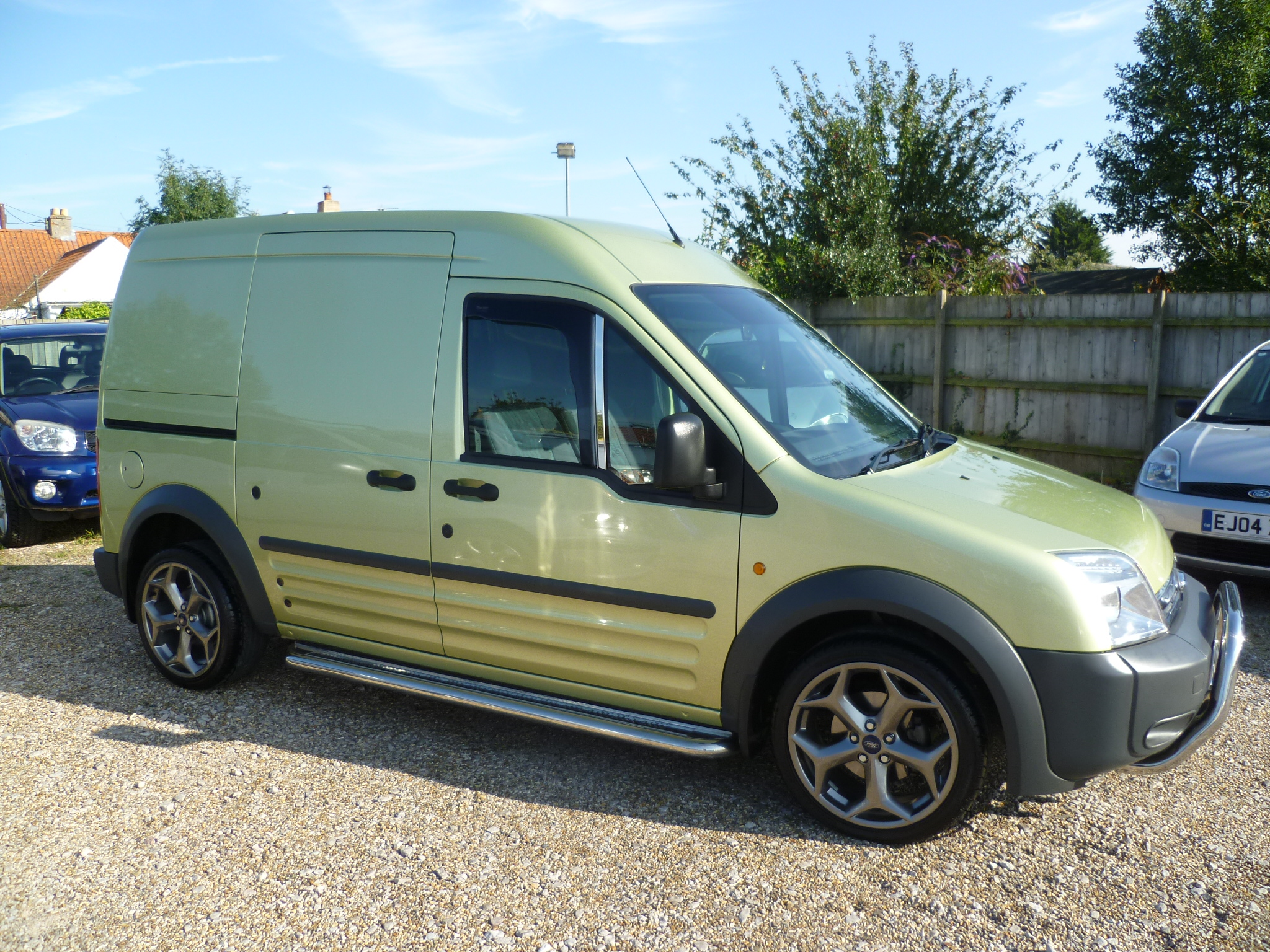Ford Transit Connect 1.8TDCI Crew van 002