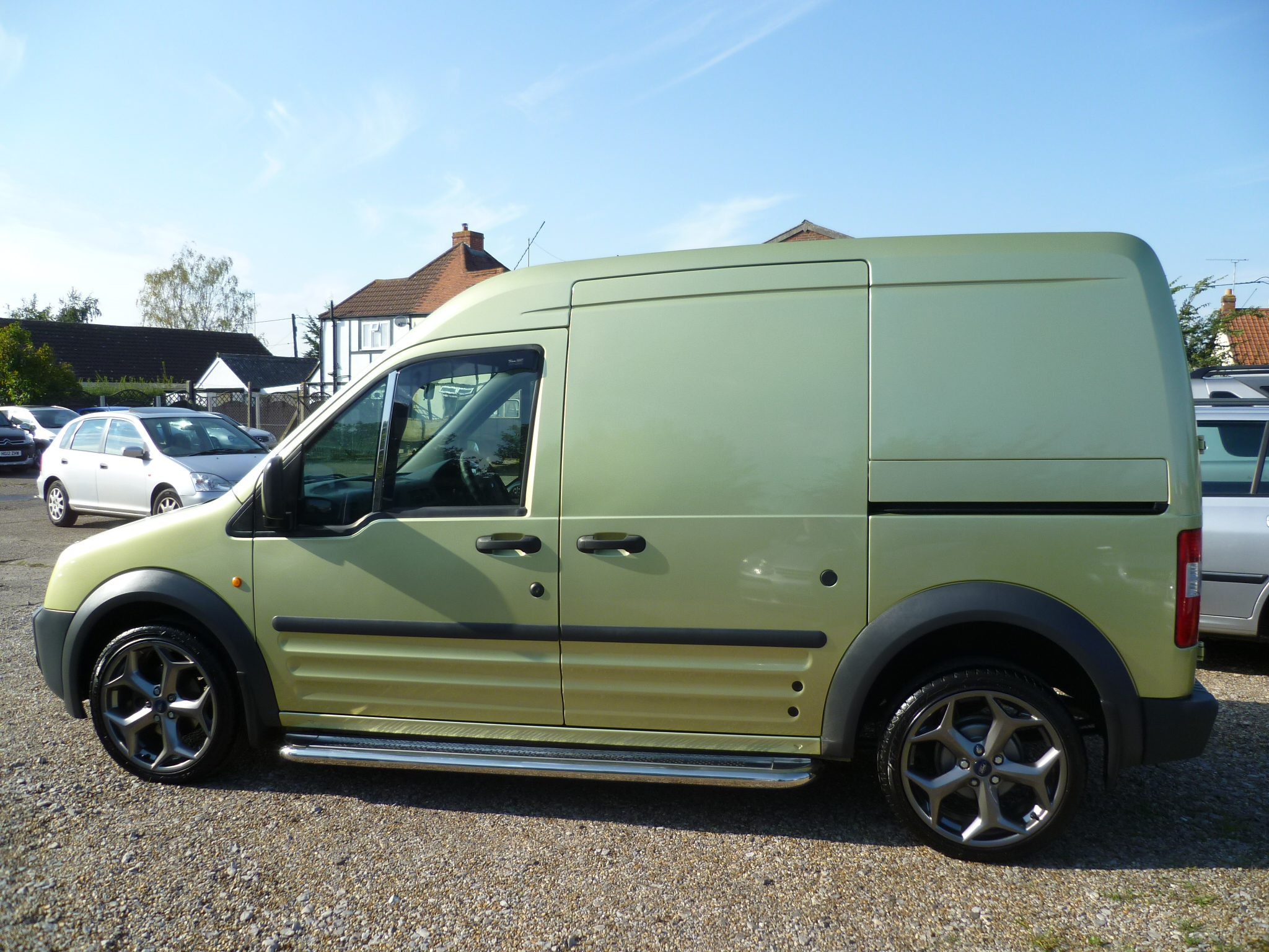 Ford Transit Connect 1.8TDCI Crew van 004