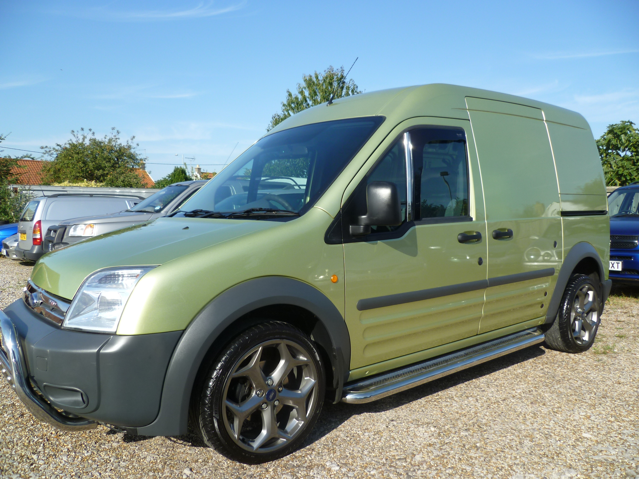 Ford Transit Connect 1.8TDCI Crew van 005