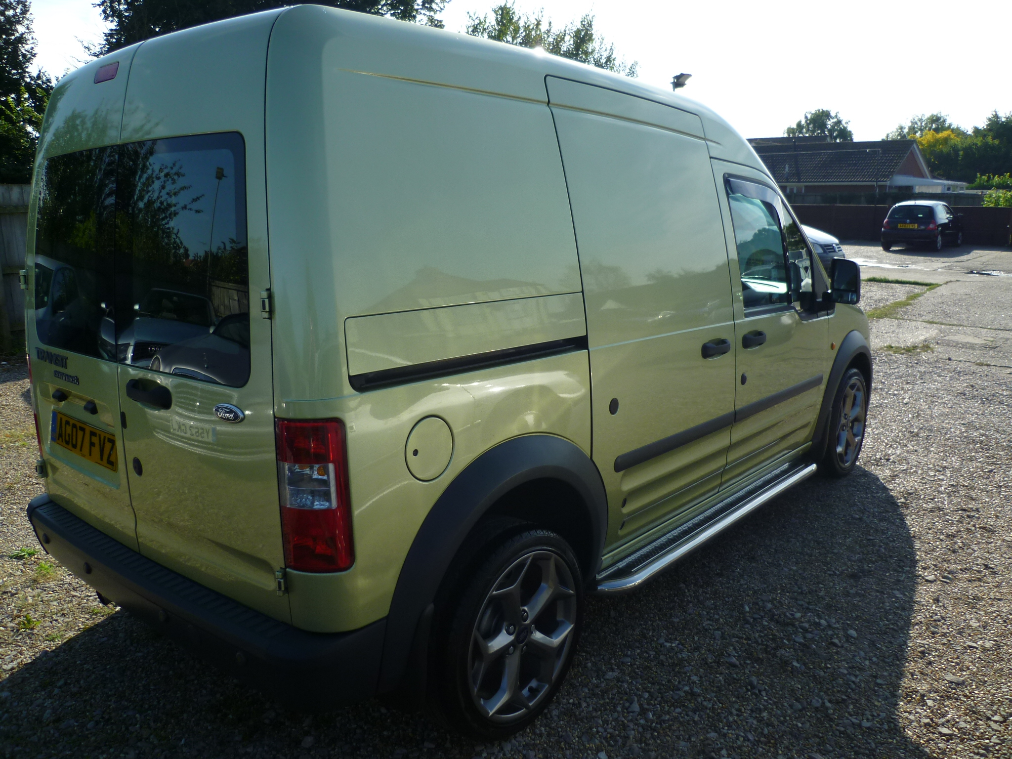 Ford Transit Connect 1.8TDCI Crew van 009