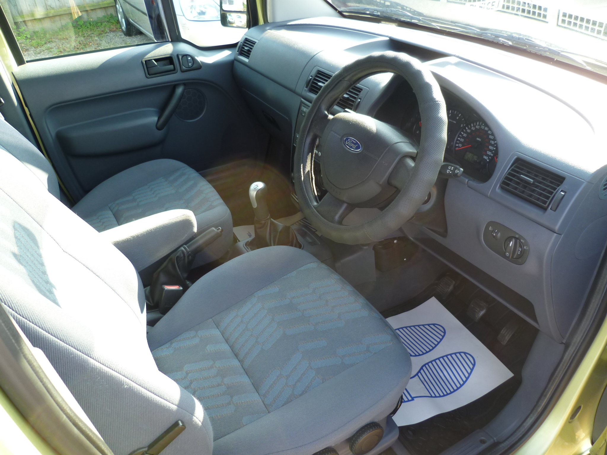 Ford Transit Connect 1.8TDCI Crew van 012