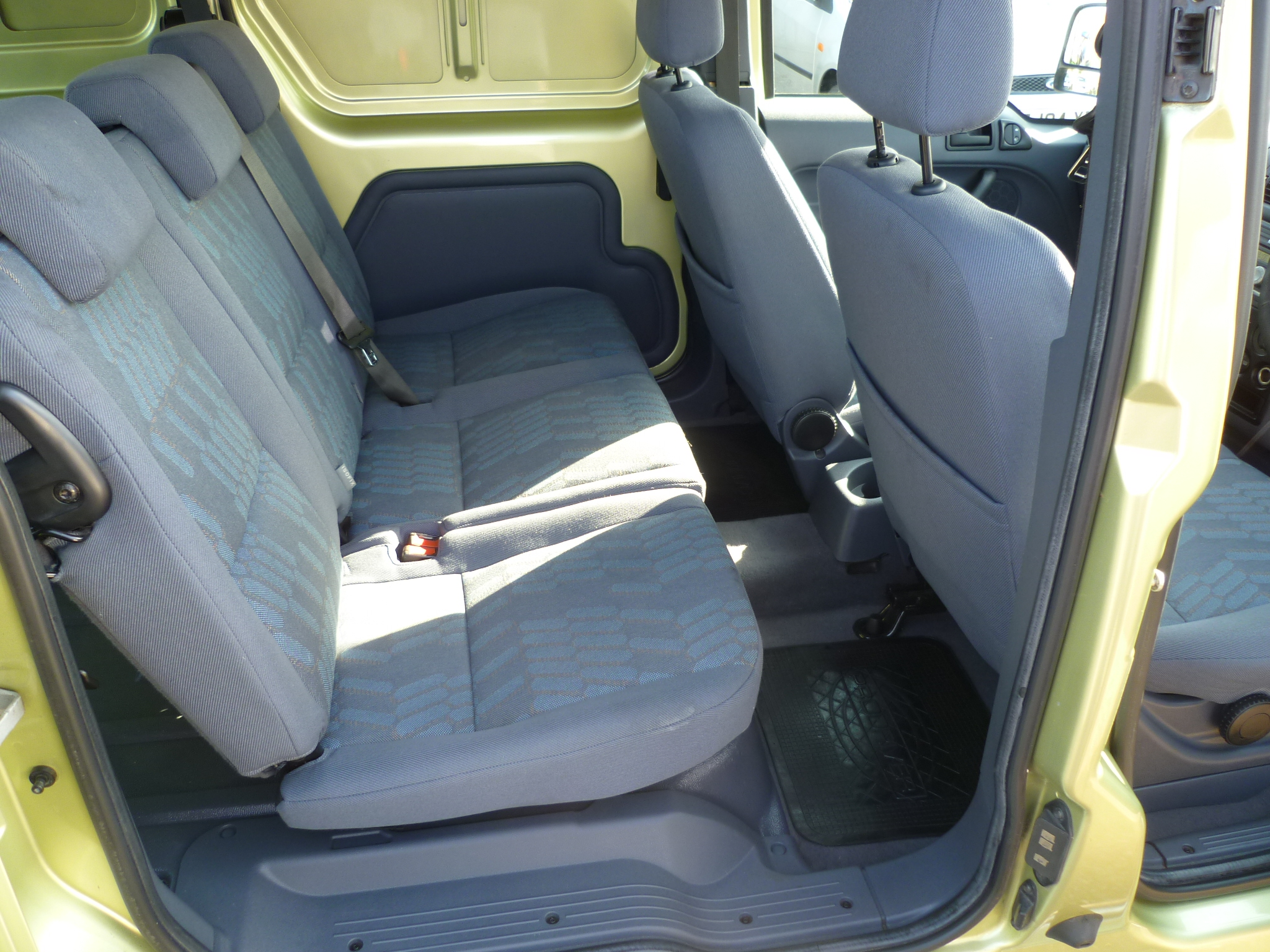 Ford Transit Connect 1.8TDCI Crew van 014