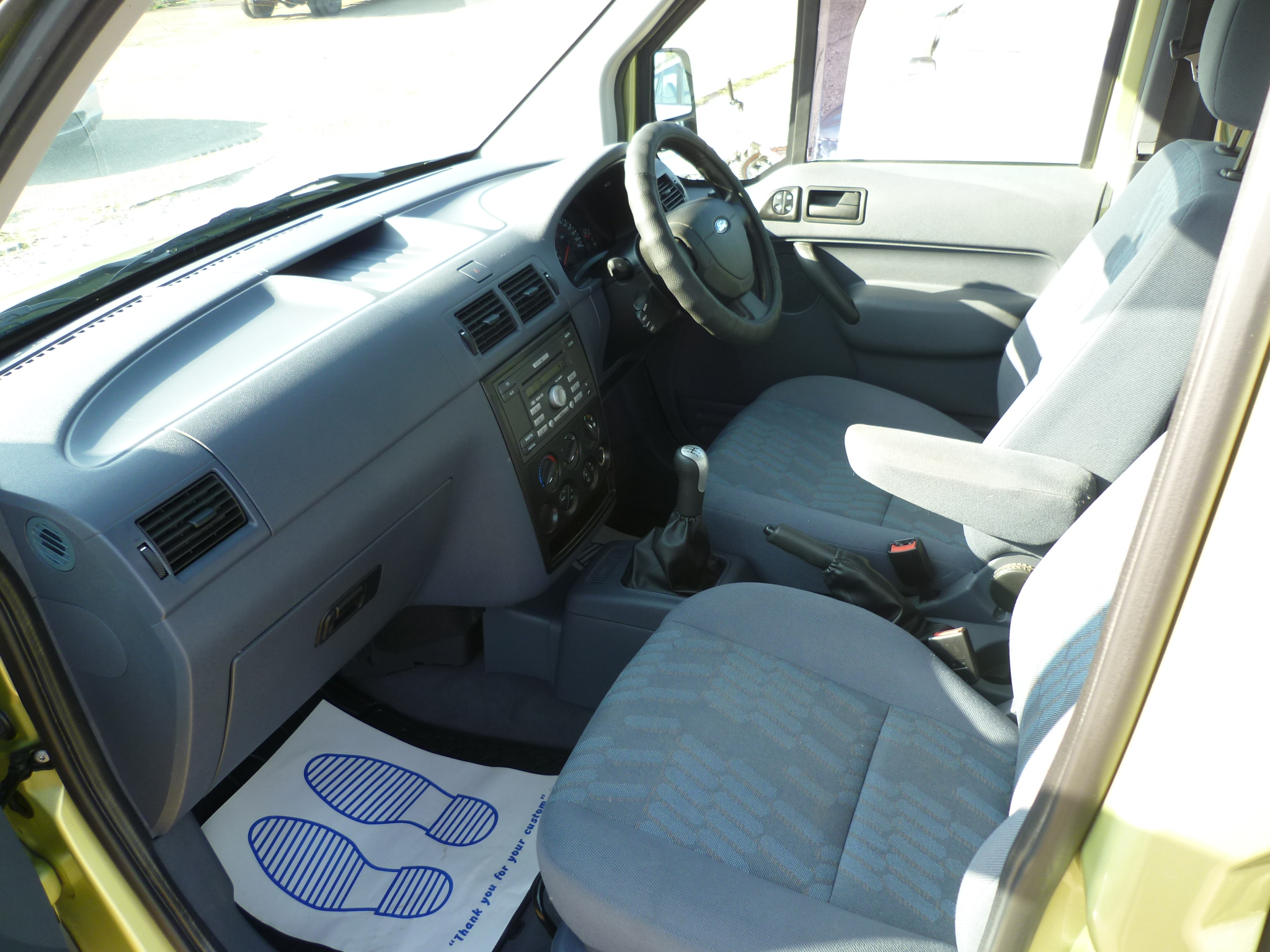 Ford Transit Connect 1.8TDCI Crew van 016