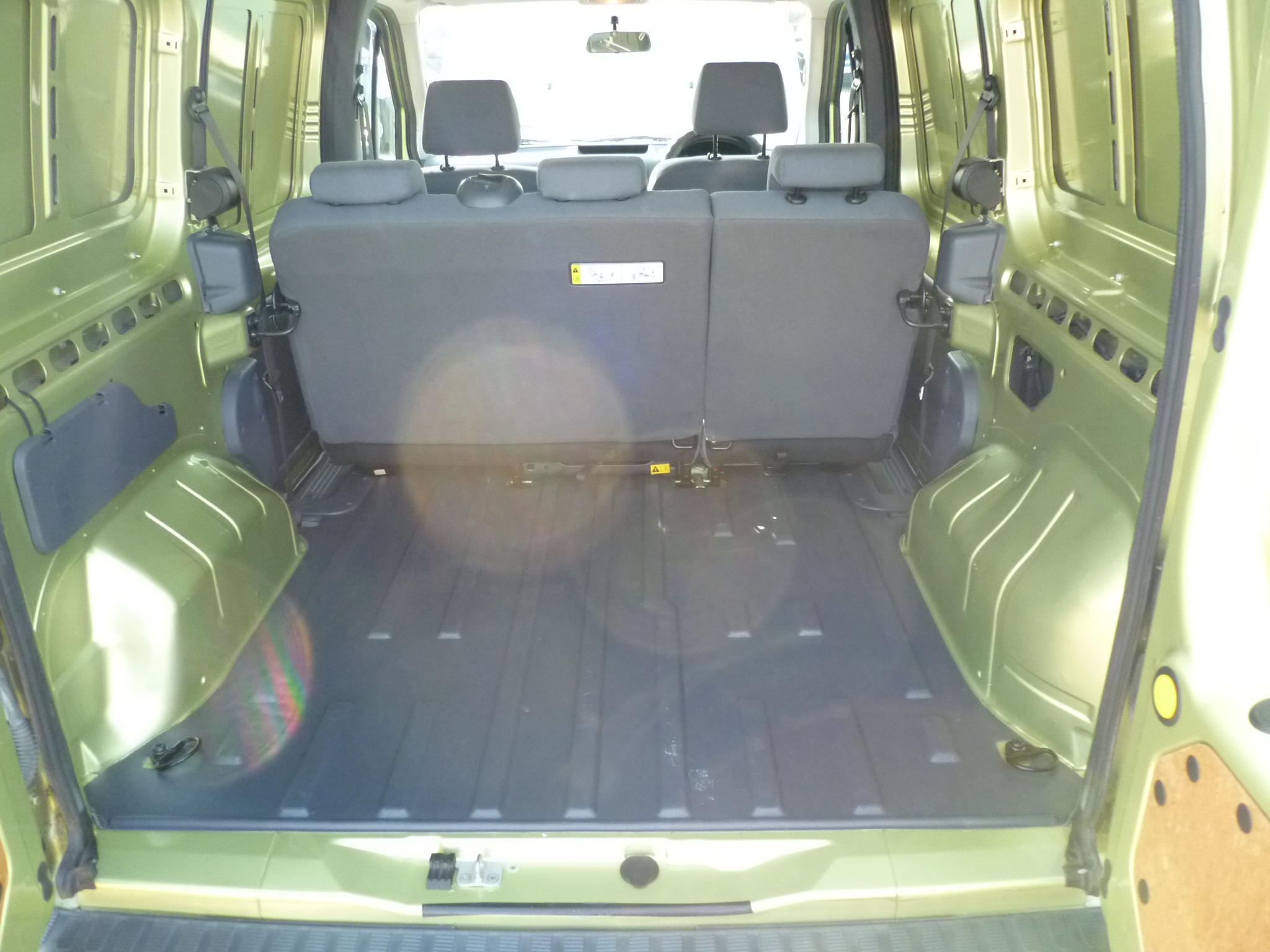 Ford Transit Connect 1.8TDCI Crew van 018