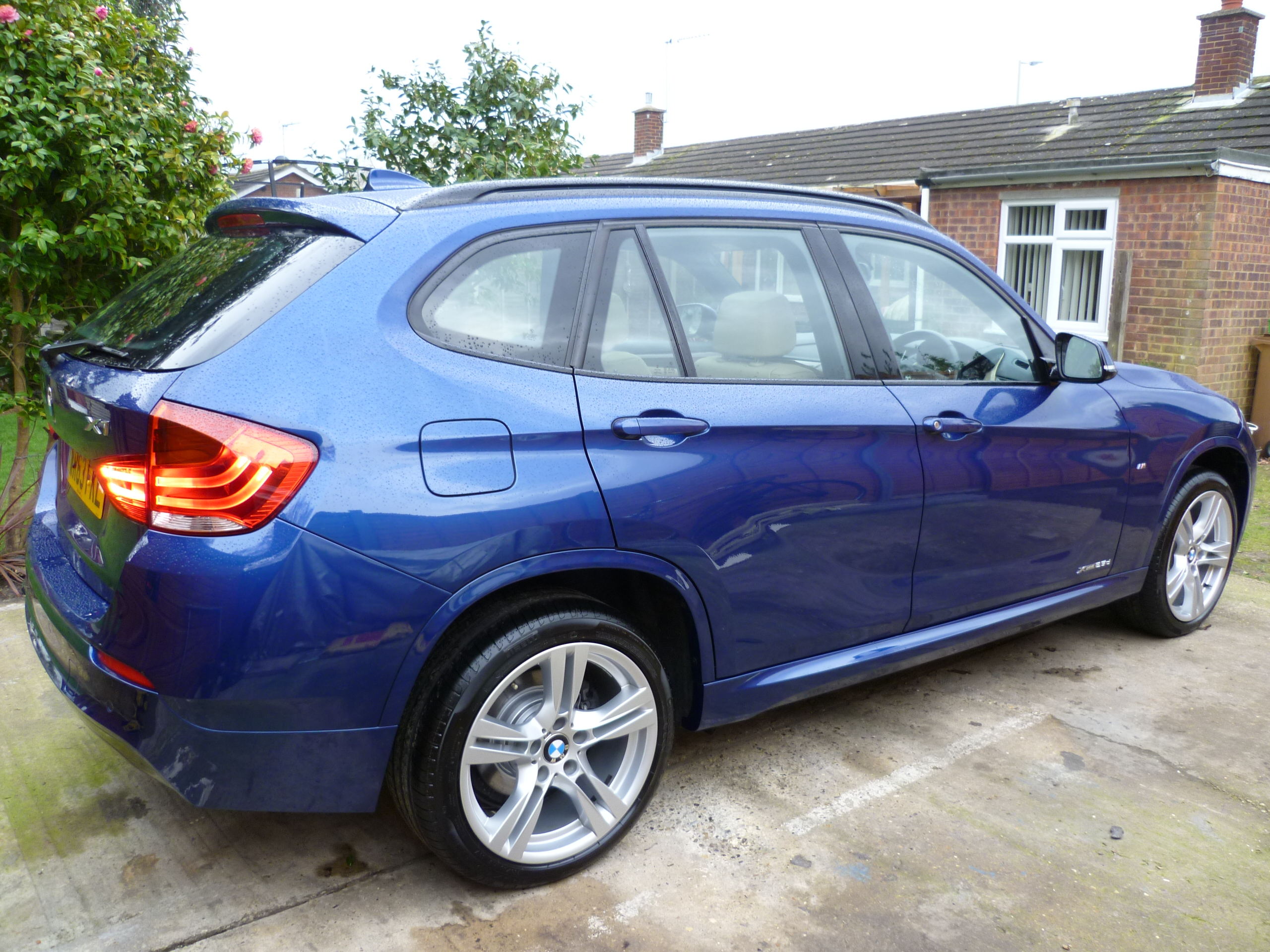 bmw x1 xdrive 25d m sport 8spd vision prestige. Black Bedroom Furniture Sets. Home Design Ideas